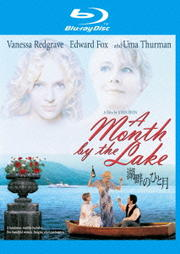 【Blu-ray】湖畔のひと月