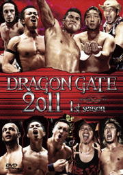 DRAGON GATE 2011 1st season