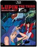 【Blu-ray】ルパン三世 second-TV. BD-9