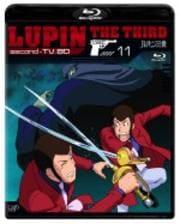 【Blu-ray】ルパン三世 second-TV. BD-11