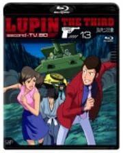 【Blu-ray】ルパン三世 second-TV. BD-13