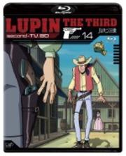 【Blu-ray】ルパン三世 second-TV. BD-14