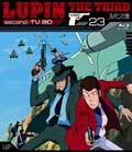 【Blu-ray】ルパン三世 second-TV. BD-23