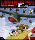 【Blu-ray】ルパン三世 second-TV. BD-25