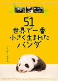 51(ウーイー)世界で一番小さく生まれたパンダ