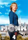 名探偵MONK シーズン7 Vol.4