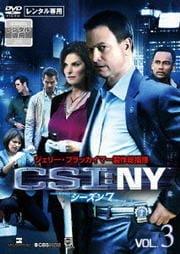 CSI:NY シーズン7 Vol.3