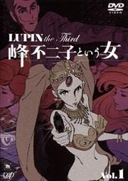 LUPIN the Third (スピンオフ アニメ)