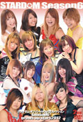 STARDOM Season6 Grows Up Stars 2012 Disc.2