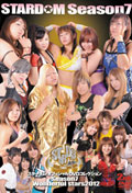 STARDOM Season7 Wonderful stars 2012 Disc.1