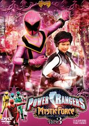POWER RANGERS MYSTIC FORCE VOL.3