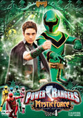 POWER RANGERS MYSTIC FORCE VOL.4