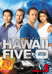 Hawaii Five-0 シーズン2 vol.6