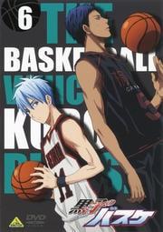 黒子のバスケ 6