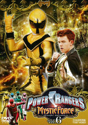 POWER RANGERS MYSTIC FORCE VOL.6