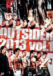 ジ・アウトサイダー 2013 vol.1