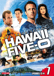Hawaii Five-0 シーズン3 vol.7