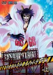ONE PIECE ワンピース 16thシーズン パンクハザード編 R-6