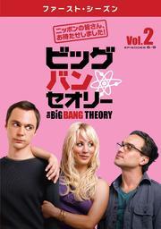 ビッグバン★セオリー <ファースト・シーズン> Vol.2