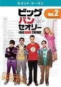 ビッグバン★セオリー <セカンド・シーズン> Vol.2