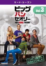 ビッグバン★セオリー <サード・シーズン> Vol.3