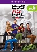 ビッグバン★セオリー <サード・シーズン> Vol.5