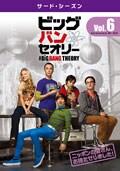 ビッグバン★セオリー <サード・シーズン> Vol.6