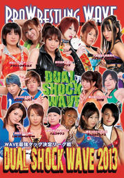 WAVE最強タッグ決定リーグ戦 DUAL SHOCK WAVE 2013