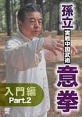 孫立 実戦中国武術 意拳 入門篇 Part.2