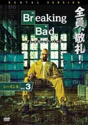 ブレイキング・バッド Season5 (字幕・吹替版) Vol.3
