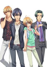 LOVE STAGE!! 02