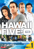 Hawaii Five-0 シーズン4 vol.1