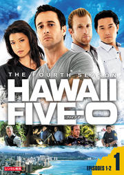 Hawaii Five-0 シーズン4セット