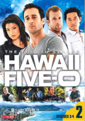 Hawaii Five-0 シーズン4 vol.2