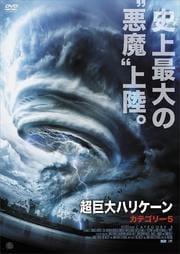超巨大ハリケーン カテゴリー5