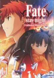 Fate/stay night [Unlimited Blade Works] 11