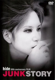 hide 50th anniversary FILM「JUNK STORY」