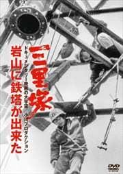 三里塚 岩山に鉄塔が出来た