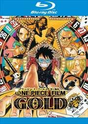 【Blu-ray】ONE PIECE FILM GOLD