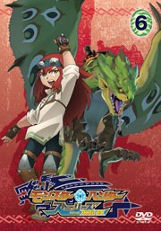 モンスターハンターストーリーズ RIDE ON Vol.6