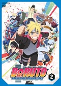 BORUTO-ボルト- NARUTO NEXT GENERATIONS 2