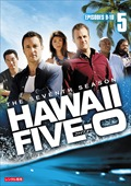 Hawaii Five-0 シーズン7 Vol.5