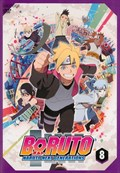 BORUTO-ボルト- NARUTO NEXT GENERATIONS 8