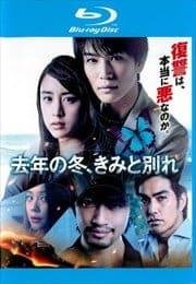 【Blu-ray】去年の冬、きみと別れ