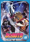 BORUTO-ボルト- NARUTO NEXT GENERATIONS 15