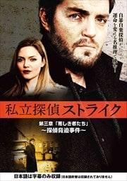 私立探偵ストライク 第三章「悪しき者たち」〜探偵脅迫事件〜