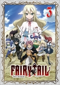 FAIRY TAIL -3rd Season- Vol.3