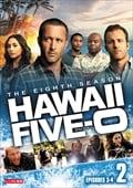Hawaii Five-0 シーズン8 Vol.2
