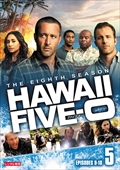Hawaii Five-0 シーズン8 Vol.5