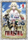 FAIRY TAIL -3rd Season- Vol.4
